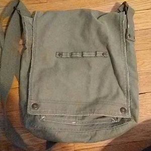 Abercrombie and Fitch messenger bag purse